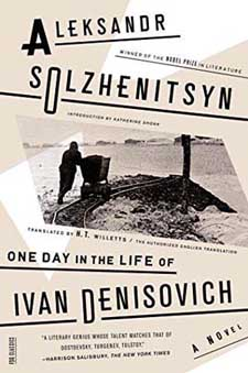 One Day in the Life of Ivan Denisovich by Alexandr Solzhenitsyn
