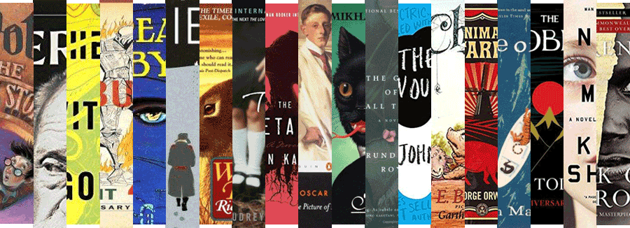 100 (Fiction) Books to Read in a Lifetime