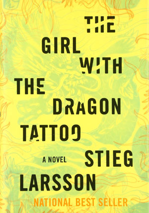 30 Essential Mystery Authors: Stieg Larsson