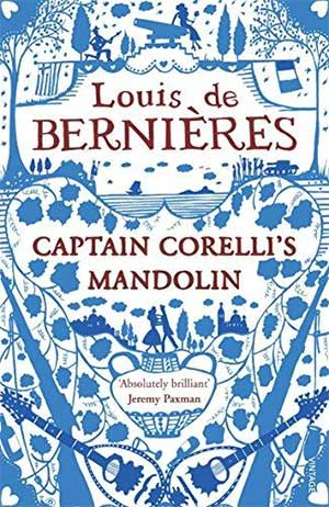 30 Essential Books About Love: Captain Corelli's Mandolin by Louis de Bernières