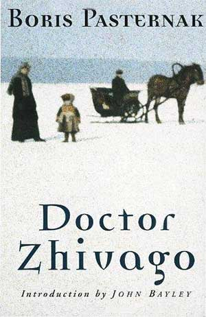30 Essential Books About Love: Doctor Zhivago by Boris Pasternak