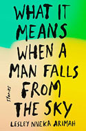 Discounted copies of What It Means When a Man Falls from the Sky: Stories by Lesley Nneka Arimah