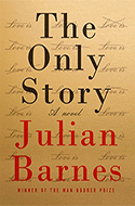 Discounted copies of The Only Story by Julian Barnes