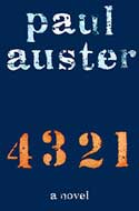 Discounted copies of 4 3 2 1: A Novel A Novel by Paul Auster