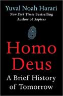 Discounted copies of Homo Deus: A Brief History of Tomorrow by Yuval Noah Harari