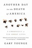Discounted copies of Another Day in the Death of America by Gary Younge
