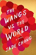 Discounted copies of The Wangs vs. the World by Jade Chang