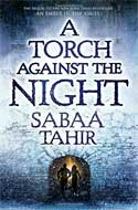 Discounted copies of A Torch Against the Night by Sabaa Tahir