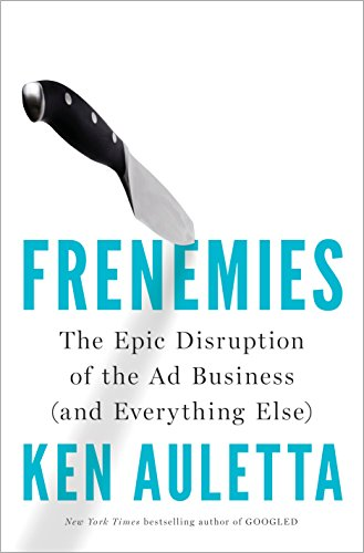 Discounted copies of Frenemies by Ken Auletta