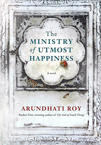 Discounted copies of The Ministry of Utmost Happiness: A Novel by Arundhati Roy