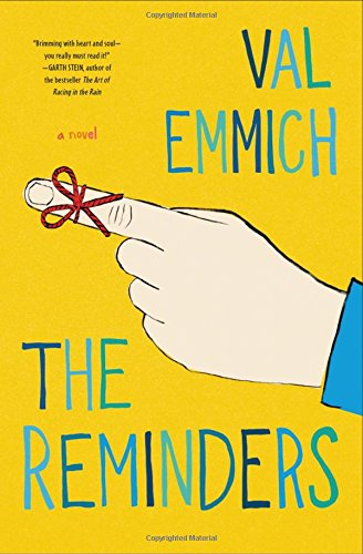 Discounted copies of The Reminders by Val Emmich