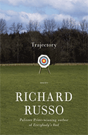 Discounted copies of Trajectory: Stories by Richard Russo