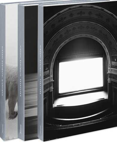 Theaters by Hiroshi Sugimoto
