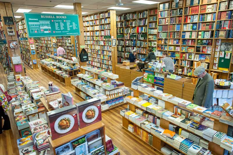Russell Books - AbeBooks - Victoria, BC, Canada