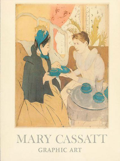 Mary Cassatt. Graphic Art