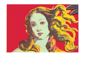 Venus by Andy Warhol