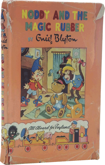 Noddy and the Magic Rubber by Enid Blyton