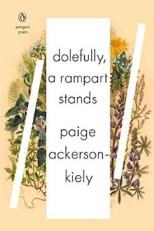Dolefully, A Rampart Stands by Paige Ackerson-Kiely