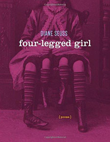 Four-Legged Girl by AUTHOR