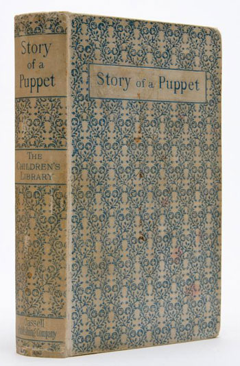The Story of a Puppet by Carlo Collodi