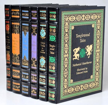 Illustrated Classic Fairy Tales in Six Volumes