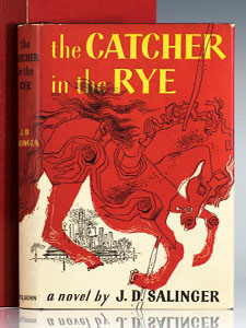 First Edition of Catcher in the Rye by J.D. Salinger
