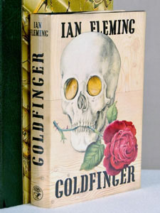 First Edition of Goldfinger by Ian Fleming