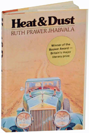 Heat & Dust by Ruth Prawer Jhabvala