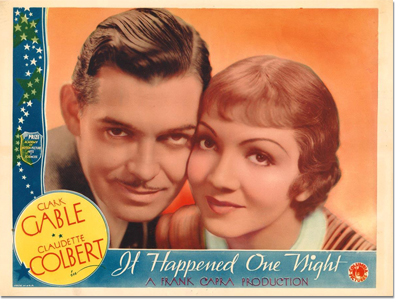 Lobby Card: It Happened One Night