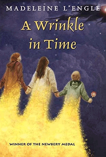 Meg from A Wrinkle in Time by Madeleine L'Engle
