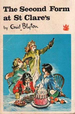 The Second Form at St. Clare's by Enid Blyton