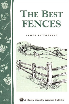 Best Fences by James Fitzgerald