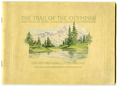 The Trail of the Olympian