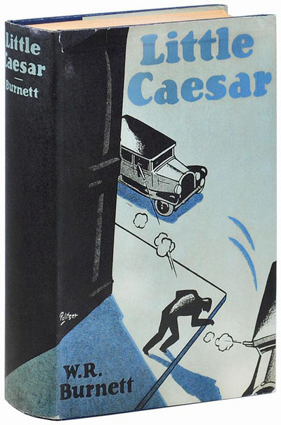 Little Caesar by W.R. Burnett