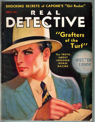 Real Detective, 1932