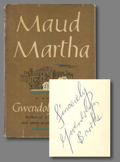 Maud Martha by Gwendolyn Brooks