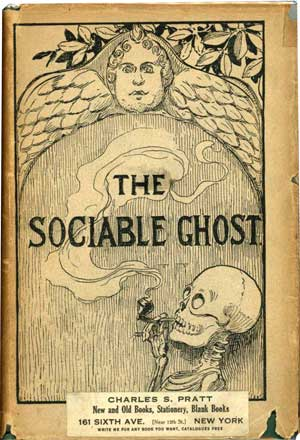 The Sociable Ghost by Olive Harper