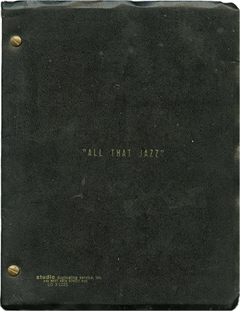 Screenplay: All That Jazz