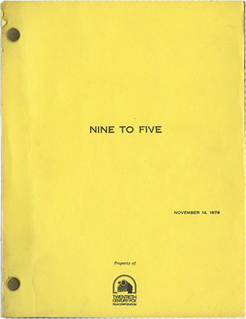 Screenplay: Nine to Five