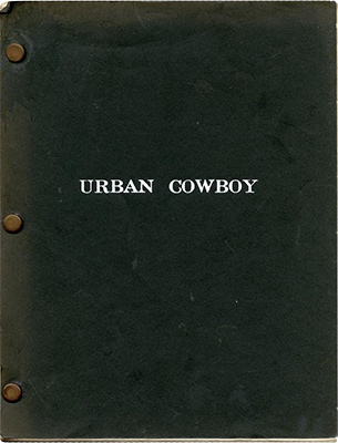 Screenplay: Urban Cowboy