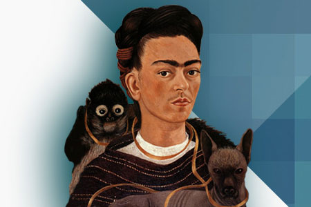 The Portraits and Pain of Frida Kahlo