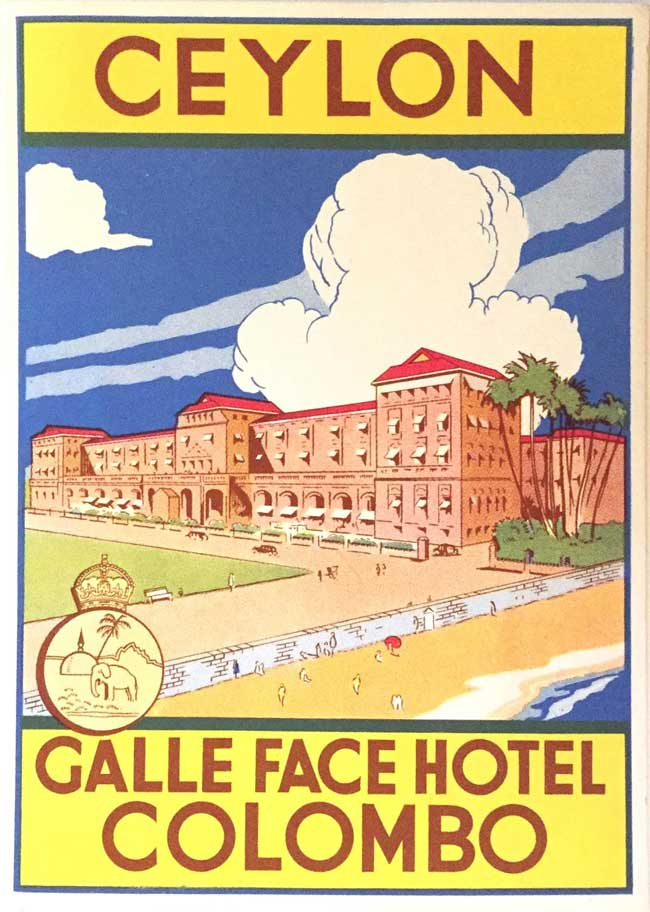 The Galle Face Hotel
