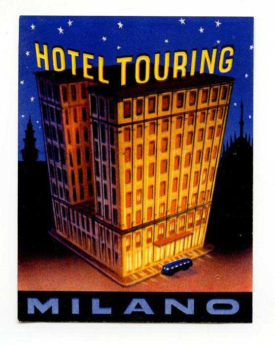 The Milano Touring Hotel
