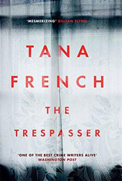 The Trespasser, signed by Tana French