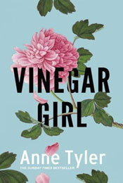 Vinegar Girl, signed by Anne Tyler