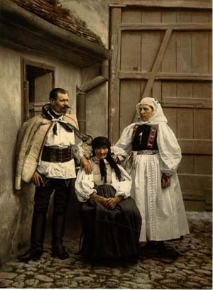Natives of Hammersdorf, Germany