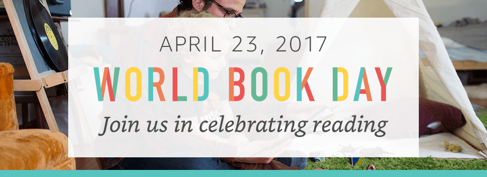 World Book Day April 23, 2017