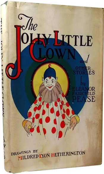 The Jolly Little Clown and Other Stories von Eleanor Pease