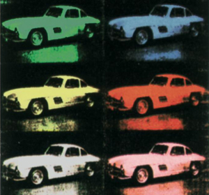 Andy Warhol Coupé