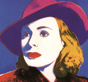 Andy Warhol : Ingrid